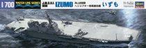 Hasegawa JMSDF DDH183 Izumo Helicopter Destroyer makett