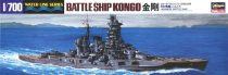 Hasegawa IJN Battleship Kongo makett