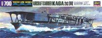 Hasegawa IJN Aircraft Carrier Kaga makett