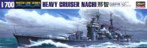 Hasegawa IJN Heavy Cruiser Nachi makett