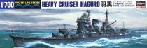 Hasegawa IJN Heavy Cruiser Haguro makett