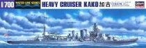 Hasegawa IJN Heavy Cruiser Kako makett