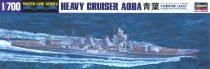 Hasegawa IJN Heavy Cruiser Aoba makett