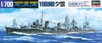 Hasegawa IJN Destroyer Yogumo makett