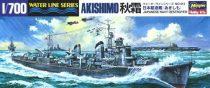 Hasegawa IJN Destroyer Akishimo makett