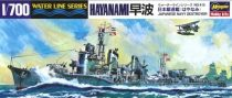 Hasegawa IJN Destroyer Hayanami makett