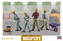 HAsegawa Construction Worker Set A
