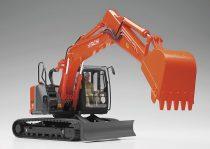 Hasegawa Hitachi Excavator ZAXIS 135US makett