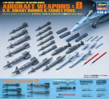Hasegawa U.S. AIRCRAFT WEAPONS D