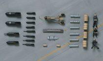 Hasegawa Luftwaffe Pilot Figures & Equipments Set WWII