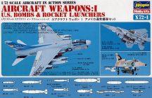 Hasegawa U.S. AIRCRAFT WEAPONS I