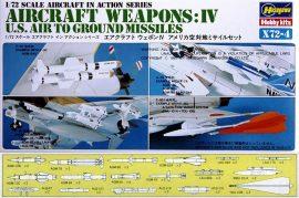 Hasegawa U.S. AIRCRAFT WEAPONS IV