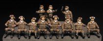Hasegawa Japanese Navy Airmen Set
