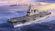Hasegawa JMSDF DDH Hyuga makett