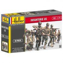 Heller Infanterie US