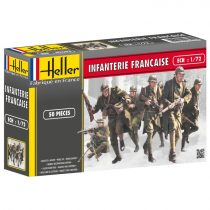 Heller Infanterie Francaise