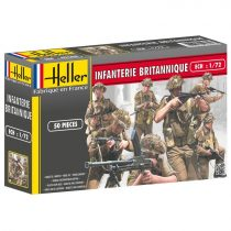 Heller Infanterie Britannique