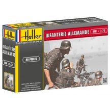 Heller Deutsche Infanterie