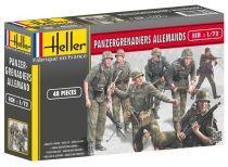 Heller Panzergrenadiers Allemands