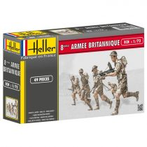 Heller Britische Infanterie 8. Armee