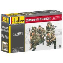 Heller Britische Kommandotruppen