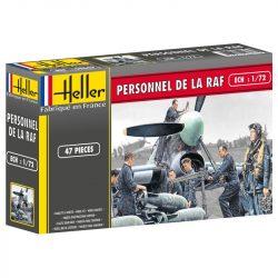 Heller Royal Air Force Personal