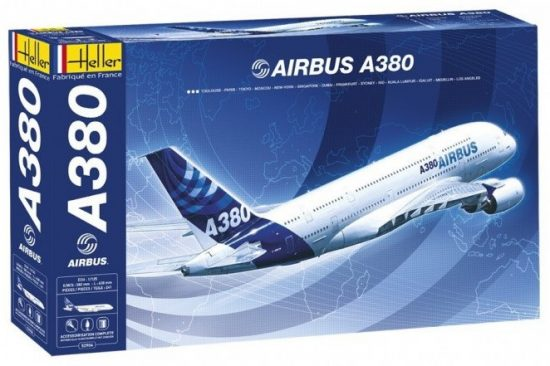 Heller Airbus A 380