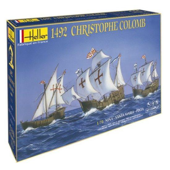 Heller Christoph Columbus