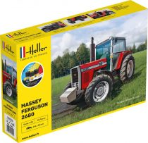 Heller Massey Ferguson 2680 Set makett