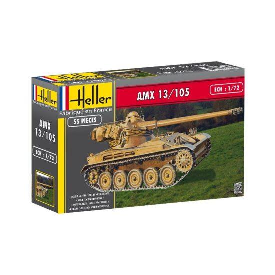 Heller AMX 13/105 makett