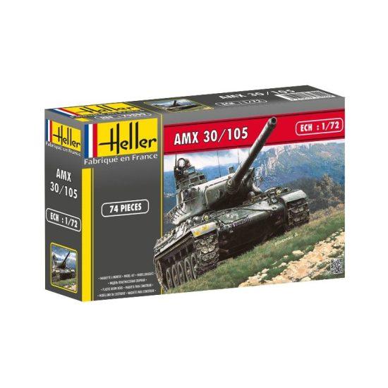 Heller AMX 30/105 makett