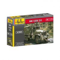 Heller GMC CCKW 353 makett