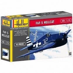 Heller Grumman F6F Hellcat