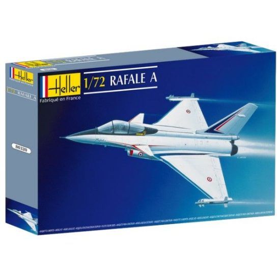 Heller Dassault Rafale A makett