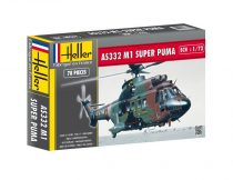 Heller Aerospatiale Super Puma AS 332 M1 makett