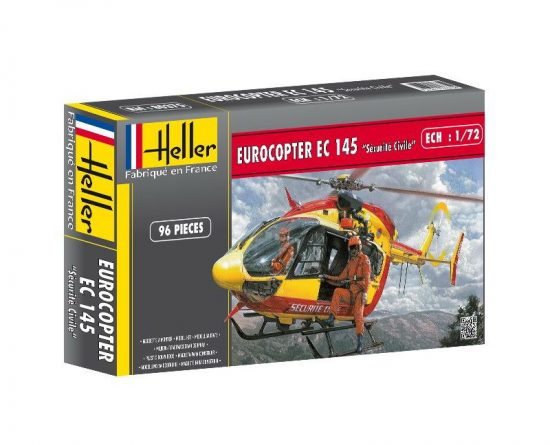 Heller Eurocopter Securite Civile