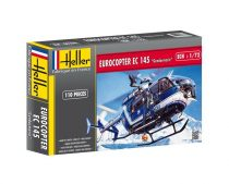 Heller Eurocopter EC 145 Gendarmerie makett