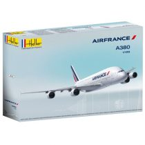 Heller Airbus A380 800 Air France makett