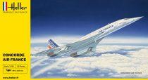 Heller Concorde makett