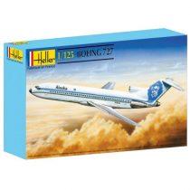 Heller Boeing 727 Alaska makett