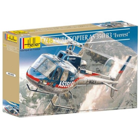 Heller Eurocopter AS 350 Everest makett