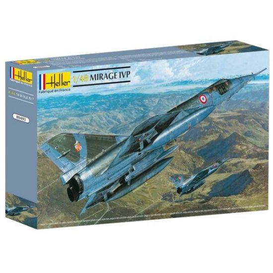 Heller Dassault Mirage IV P makett
