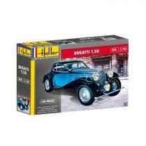 Heller Bugatti T 50 makett