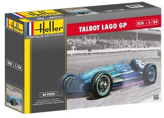Heller Talbot Lagot GP makett
