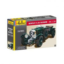 Heller Bentley Blower makett
