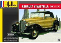 Heller Renault Vivastella makett