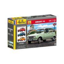 Heller Renault 4L makett