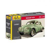 Heller Renault 4 CV makett