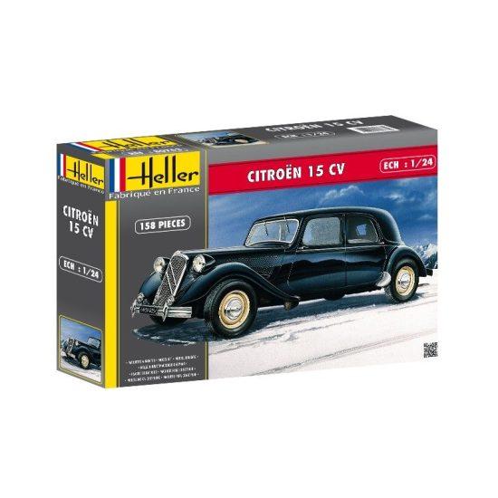 Heller Citroën 15 CV makett