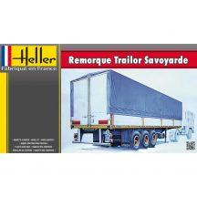 Heller Remoroque Trailor Savoyarde